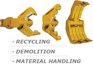 Recycling, Demolition, Material Handling